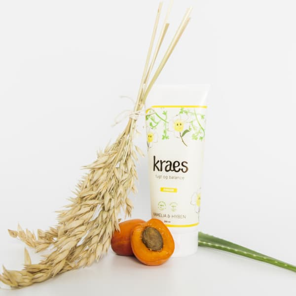 KRAES fugt & balance body lotion